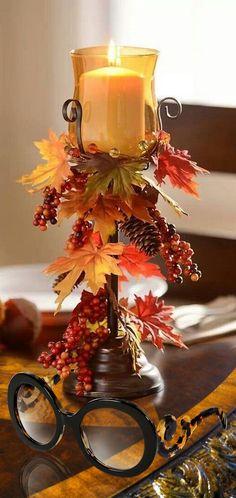 ~Prada & Autumn Leaves | The House of Beccaria