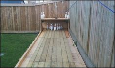 Backyard Bowling Alley Main Image