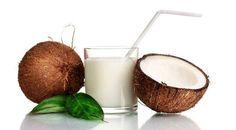 les bienfaits du lait de coco