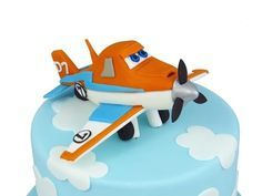 Planes 2 Dusty Cake Topper Planes 2 The Movie Dusty The Plane Cake topper! Dusty is a gumpaste cake topper! He is completely hand made. Planes Birthday Cake, Disney Planes Birthday, Birthday Cakes, Disney Planes Cake, Disney Themed Cakes, Dusty Cake, Movie Cakes, Dad Cake, How To Make Icing