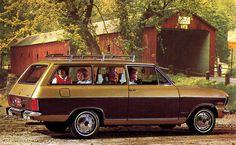1970 Opel Station Wagon | 1970 Opel Kadett Stationwagon | Flickr - Photo Sharing!