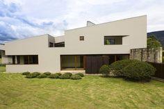 Галерея - дом в Чиа / Хуан Пабло Ортис Arquitectos - 4
