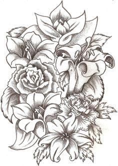 future flower quarter sleeve? :)