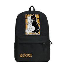 Unisex cartoon Danganronpa backpacks bags Harajuku preppy cosplay lovers Danganronpa monokuma backpack schoolbags bags  Item Type: BackpacksBackpacks Type: External FrameCarrying System: Air Cush...   https://nemb.ly/p/NJ5pyRfdb Happily published via Nembol