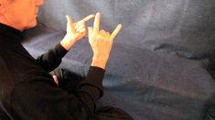 Demonstration of Gayatri Mantra Hand Mudras by Richard Miller Phd