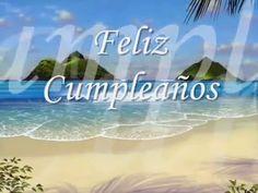 Yolanda del Rio, cancion para cumpleaños - YouTube Birthday Qoutes, Beach Heart, Happy Birthday Pictures, Youtube, Humor, Outdoor, Rey, Gifs, Disney