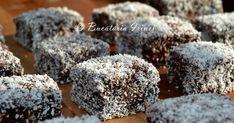 prajitura tavalita, prajitura cu nuca de cocos Herbs, Sweets, Food, Gummi Candy, Candy, Essen, Herb, Goodies, Meals