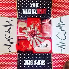 PaperPaisleyShop shared a new photo on Etsy Missionary Care Packages, Deployment Care Packages, Deployment Gifts, Valentines Day Care Package, Christmas Care Package, Thanksgiving Care Package, Boyfriend Care Package, Boyfriend Gifts, Care Package Decorating