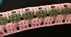 The Larksfoot Stitch Is So Pretty, And You Can Learn It Here!