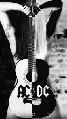 BUEN FINDE Heavy Metal Bands, Chica Heavy Metal, Heavy Metal Art, Metal Music Bands, Ac Dc, Rock Band Posters, Rock Band Logos, Digital Foto, Music Pics