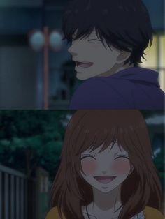 Futaba Y Kou, Ao Haru, Blue Springs Ride, Romance Anime, Anime Couples, Miraculous, Cry, Aesthetics, Universe