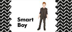 Kid's Wear - Smart Boy