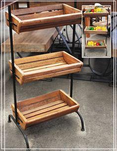 Onde comprar móveis de madeira de demolição