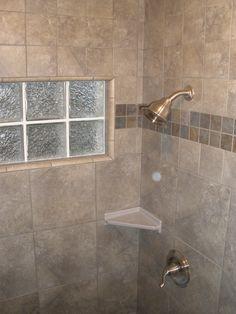 Bathroom Shower 8x16 Tile Tumbled Picasso Travertine