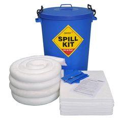 90 Litre Spill Kit - Oil