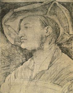 Albrecht Dürer (1471 - 1528) Portrait of Ulrich Varnbuler