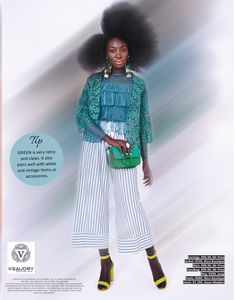 Fabulous in lace jacket and striped pants featured in Magazine! Thank you for the feature! Lace Jacket, People Magazine, Striped Pants, Green, Jackets, Fashion, Stripped Pants, Down Jackets, Lace Blazer