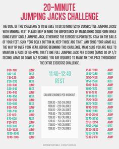 how to make jumping jacks