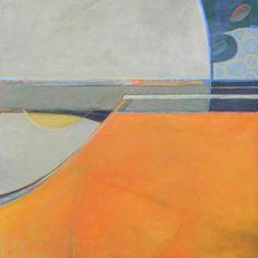 Deflections Ana Maria Botero Painting