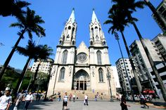 Sé Cathedral - São Paulo