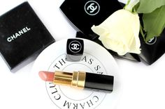 CHANEL ROUGE COCO Ultra Hydrating Lip Colour 'Adrienne' Review ❤ http://thejewelbeauty.blogspot.co.uk #Chanel