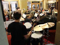 Fenton Jazz orchestra en live!
