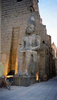 Egypt. Karnak Temple.