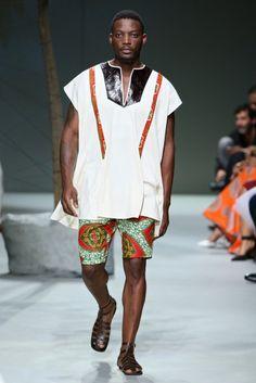 Urban Zulu Spring Summer 2015 Primavera Verano South Africa Fashion Week #Trends #tendencias #Moda Hombre SDR