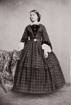 Sophie Charlotte, Duchess in Bavaria, later Duchess d Alencon. Early 1860s.