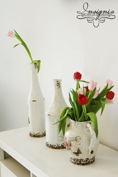 Farmhouse Decor, Vase, Home Decor, Homemade Home Decor, Flower Vases, Jars, Decoration Home, Vases, Interior Decorating