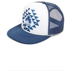 4fb81042f2705 Women s Rip Curl  Island Heat  Graphic Trucker Hat (1