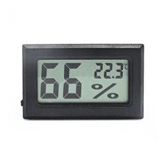Urijk Digital Thermometer Humidity Sensor Backlight LCD Temperature Instruments Thermostat Outdoor Weather Station New Multitool Humidity Sensor, Mini, Digital Thermometer, Temperature And Humidity, Display Resolution, Photo Printer, Digital Alarm Clock, Gauges, Indoor