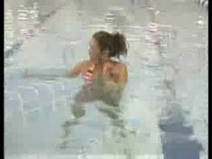 Water Aerobics Exercises : Water Aerobics Punching - YouTube Channel