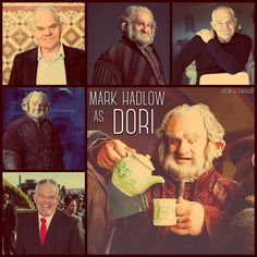 Mark Hadlow as Dori