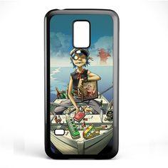 Gorillaz TATUM-4789 Samsung Phonecase Cover Samsung Galaxy S3 Mini Galaxy S4 Mini Galaxy S5 Mini