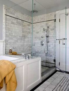 ok - how do I get this in my house? Big, giant, shower head hanging from the ceiling...you must be mine