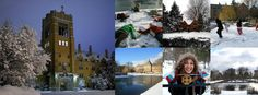 Winter collage!