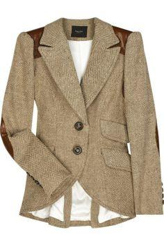 Smythe blazer - would make a great riding jacket