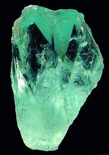 Phosphophyllite - Wikipedia, the free encyclopedia