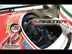 AC Ferrari312T Nurburgring - YouTube