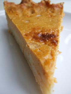 Pumpkin pie: gluten, dairy, and soy-free.  Sub regular vinegar for cider vinegar with FODMAPS.