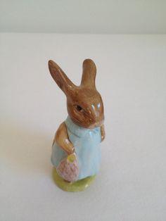 Beatrix Potter's Mrs. Flopsy Bunny