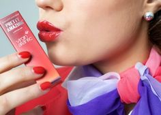 "Virgin Atlantic's latest brand extension: Lipstick    "" ... a red shade that will match the cabin crew's uniforms and will also contain a special 'pearl powder' that will hydrate the lips of frequent flyers.""    It just might fly (pardon the pun)."
