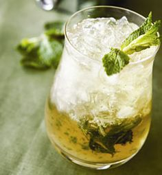 Recipes from The Nest - Mint Julep