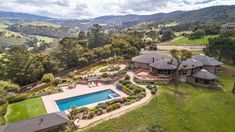 $1798000 - 29 Calera Canyon Road, Salinas 93908 - 5 beds / 3 baths #monterey #montereyhomes #montereyrealestate #montereyrealtor #93908 #Salinas #montereyProperties Unsurpassed views may be the first thing to capture your heart at this enchanted setting. Once inside and snuggled in front of one of the roaring fires, the dramatic wooden ceilings are a work of art unto themselves with picturesque geodesic designs for magical day dreaming. The setting is so incredibly serene! Like being at the… Monterey Park, Monterey County, California Real Estate, California Homes, Real Estate Houses, Estate Homes, Monterey California, Canyon Road, Wooden Ceilings