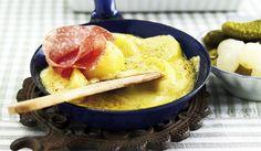 Raclette: Rezepte und Ideen und für den perfekten Raclette-Abend