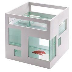 Fish Hotel Aquarium by Umbra