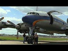 """Kermit Weeks Presents - From The Archives - """"Lockheed Constellation Story"""" - YouTube"""