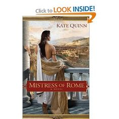 Mistress of Rome- first book (there are three out now)