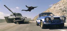 Ein Historischer Dreh: Dom lässt im Paradies die Reifen qualmen! Wir haben ein NEUES VIDEO und Bild zu Fast And Furious 8 - Vin Diesel auf Kuba ➠ https://go.film.tv/FFkuba  #FF8 #Fast8 #Toretto